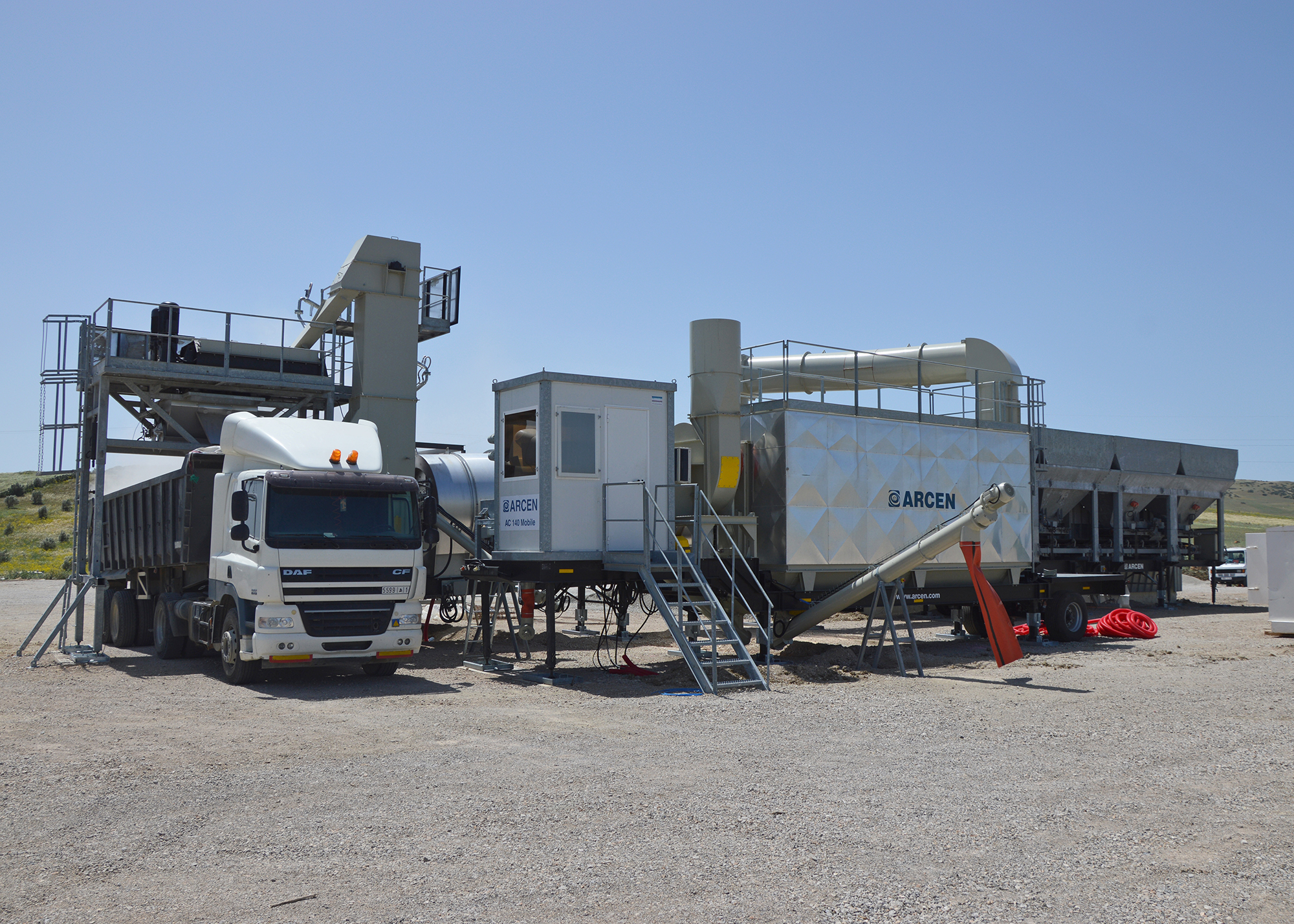 Treea Machinery ARCEN AC140M