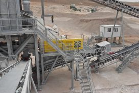 Treea Machinery Aggregates Minerals Stationary 01