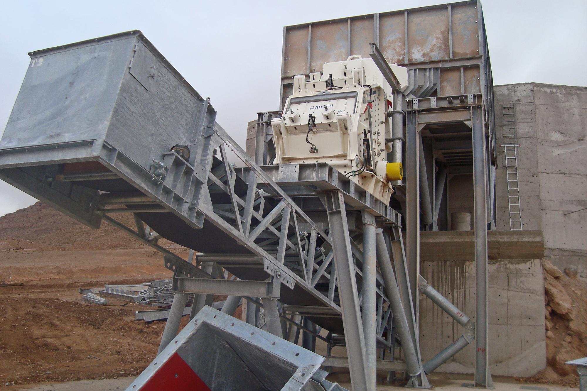 Treea Machinery Aggregates Minerals Stationary 02