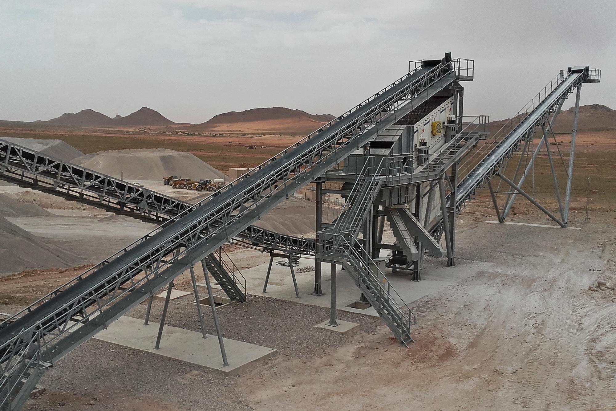 Treea Machinery Aggregates Minerals Stationary 09