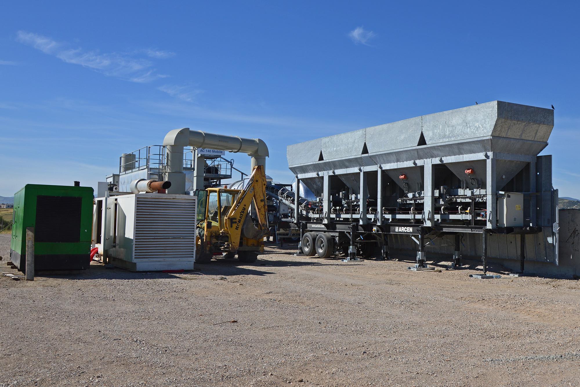 Treea Machinery Asphalt Plants Mobile Continuos 03