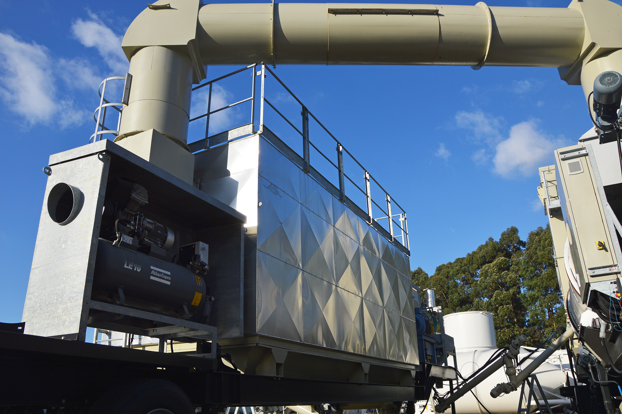 Treea Machinery Asphalt Plants Mobile Continuos 04