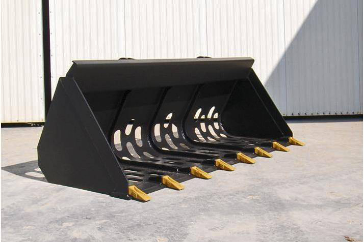 Treea Machinery Products Attachments Earth Moving Equipment - Bachoe Loaders - 01
