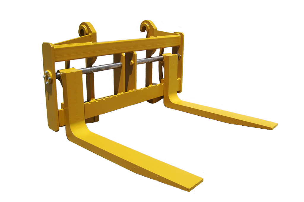 Treea Machinery Products Attachments Earth Moving Equipment - Wheel Loaders - 08