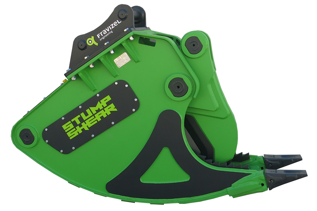 Treea Machinery Products Attachments Forest Equipment - 03