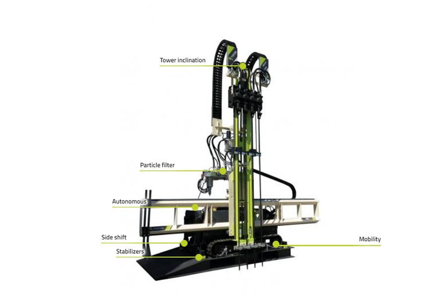 Treea Machinery_Products_Natural Stone Machines_Drilling Machines_02