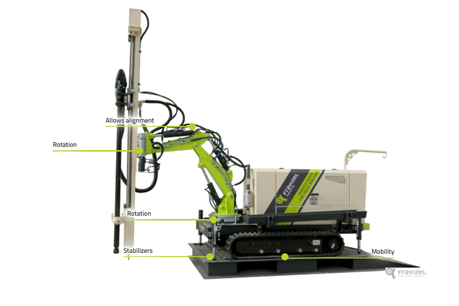 Treea Machinery_Products_Natural Stone Machines_Drilling Machines_03