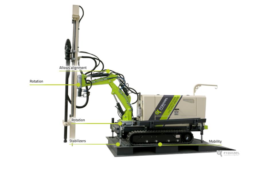 Treea Machinery_Products_Natural Stone Machines_Drilling Machines_03