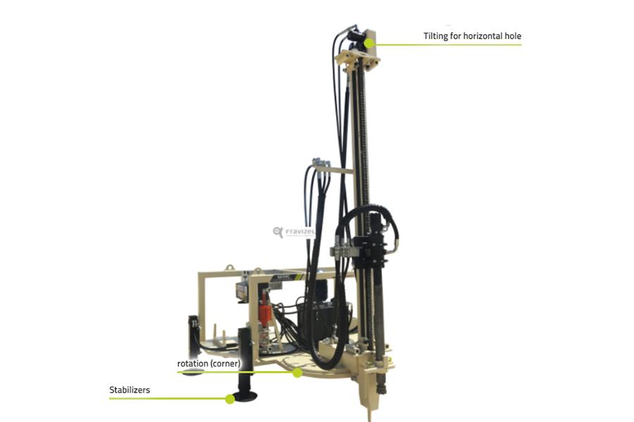 Treea Machinery_Products_Natural Stone Machines_Drilling Machines_04