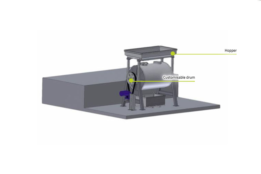 Treea Machinery_Products_Natural Stone Machines_Machines for Stone Processing_02