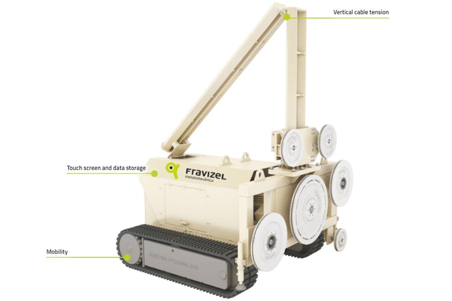 Treea Machinery_Products_Natural Stone Machines_Wire Diamond Machines_02
