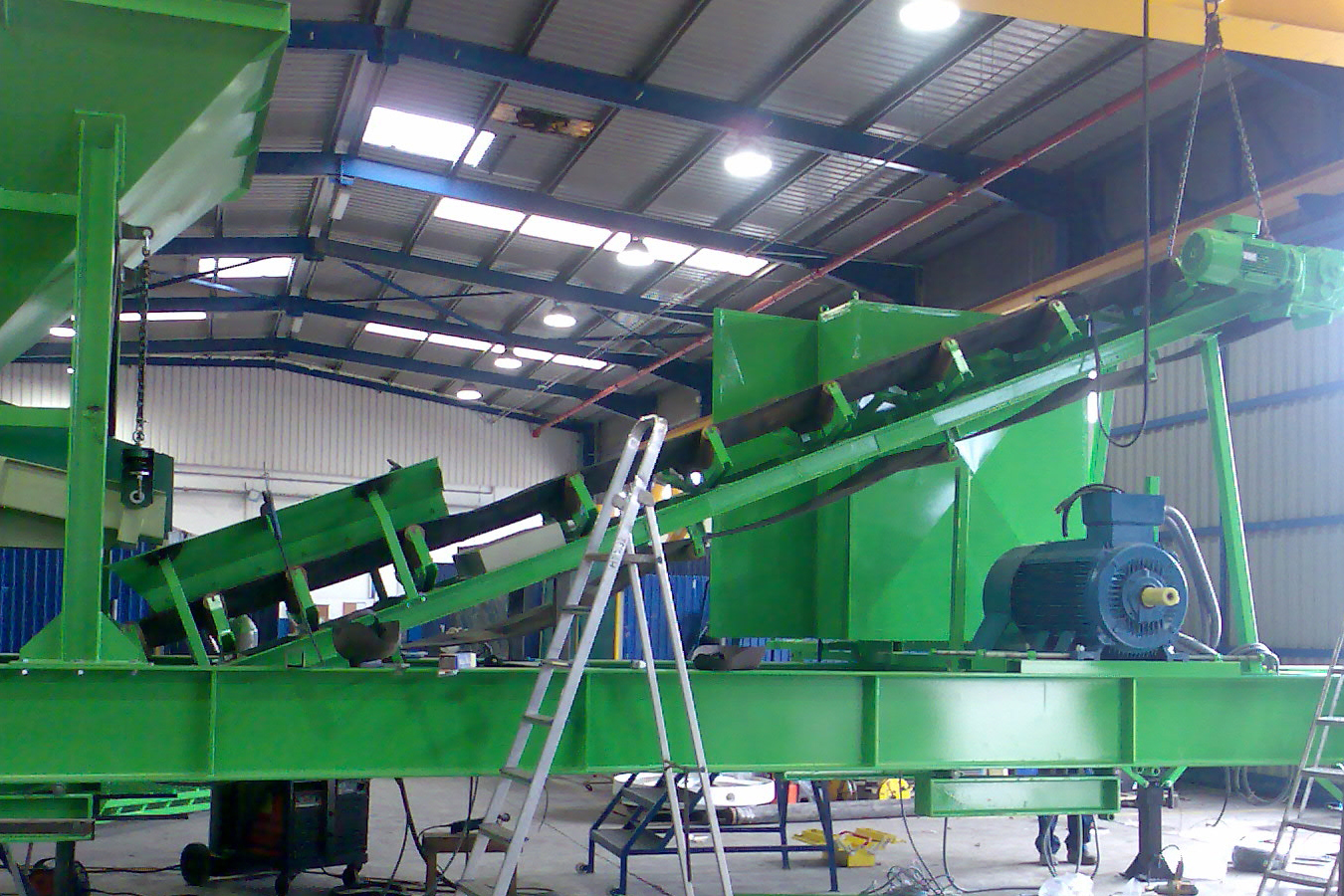 Treea Machinery_Services_After Sales Support_11